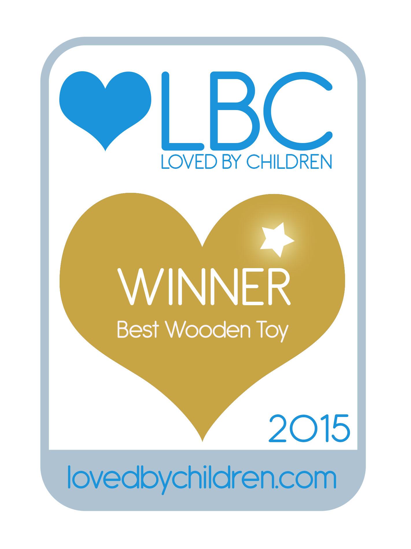 Kaleidoscope Le Toy Van Loved by Children Winner