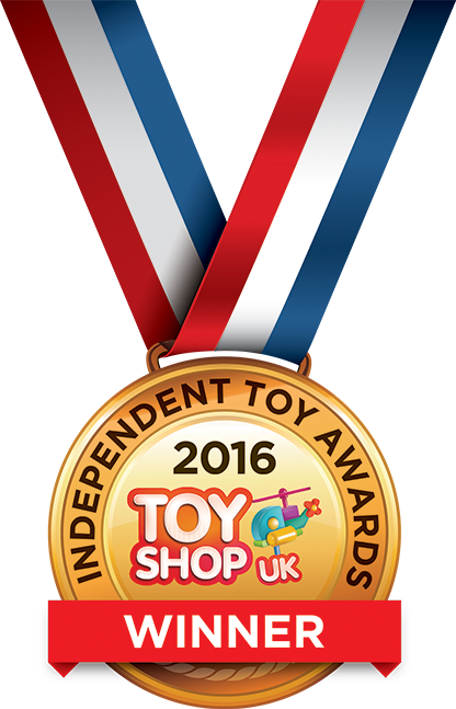 Kaleidoscope Le toy Van Winner Independent Toy Awards GOLD
