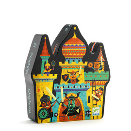 Fortified castle - 54pcs(1)