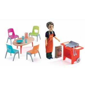 HouseDollsBBQ&AccFurniture