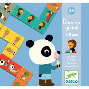 Giant domino - Friends(1)