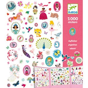 1000 stickers for girls(1)
