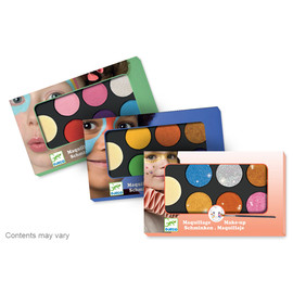 8 Assorted Body Art Palettes