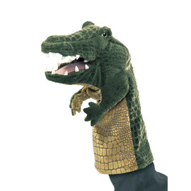 Stage Crocodile Puppet(1)