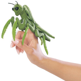 Praying Mantis Finger(6)