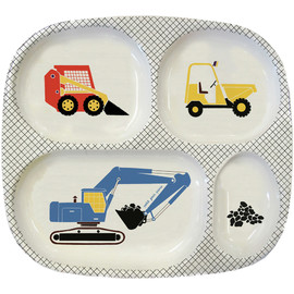 4-compartment serving tray(1)