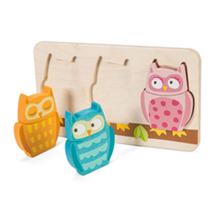 Chouette Owl Puzzle