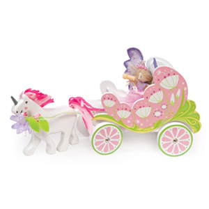Fairybelle Carriage&Unicorn(1)