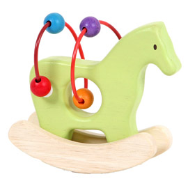 Rocking Horse Bead Rattle(1)