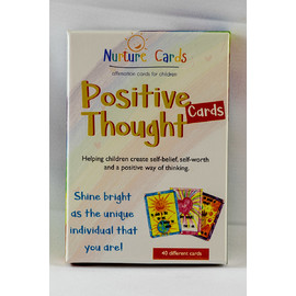 Nurture Positive Thought Cards