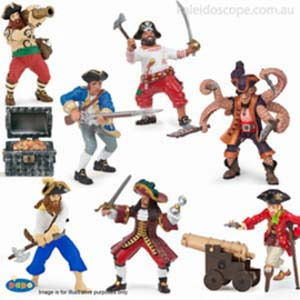 20 Assorted Pirates (1)