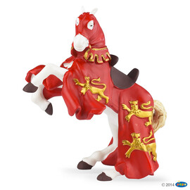 Red King Richard horse(1)