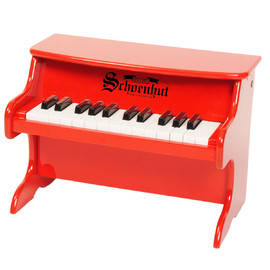 Red 25Key First Piano(1)