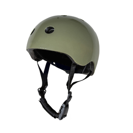 Helmet (Green) Plain (M)