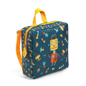 Preschool Bag Robot