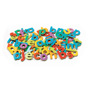 WoodMagneticPieces83ScLetters