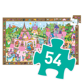 PuzzleObsPrincess54pcs