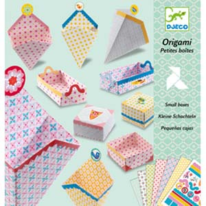 OrigamiSmallBoxes