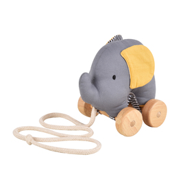 97003 - Elephant Pull Toy Tag