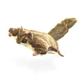 Squirrel, Flying Puppet