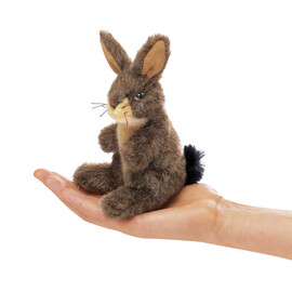 Rabbit, Jack, FingerPuppet (4)