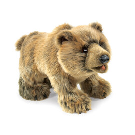 Bear, Grizzly Puppet