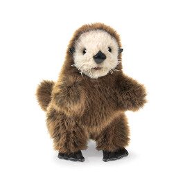 Otter, Baby Puppet