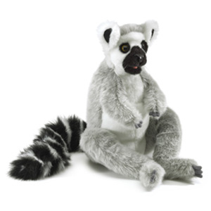 Lemur, Ring-Tailed Puppet
