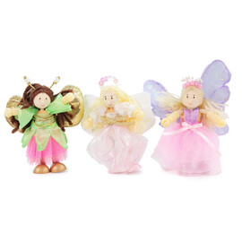 Truth Fairies Budkins Set