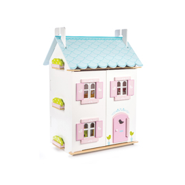 Blue Bird Cottage Dollshouse
