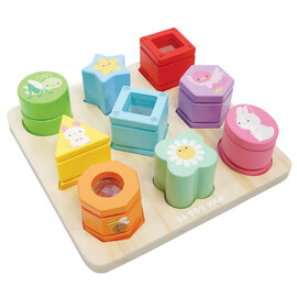 9 Piece Sensory Tray Set
