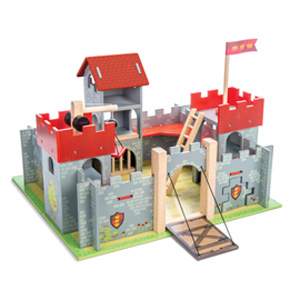 Ltv Camelot Castle - Red(1)