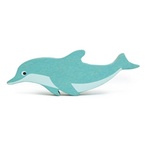 Dolphin Wooden Animal (6 pack)