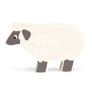 Sheep Wooden Animal (6 pack)