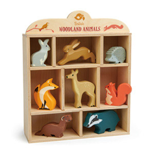 Woodland Animals Set of 24